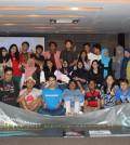 Peserta Workshop Pers Kampus di bali
